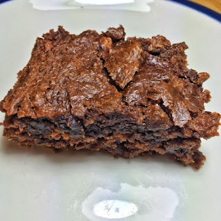 clean eating, sweet potato, brownie, national brownie day, recipe, holiday dessert, gluten free
