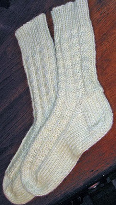 Fishermans Wool Socks