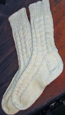 Fishermans Wool Socks