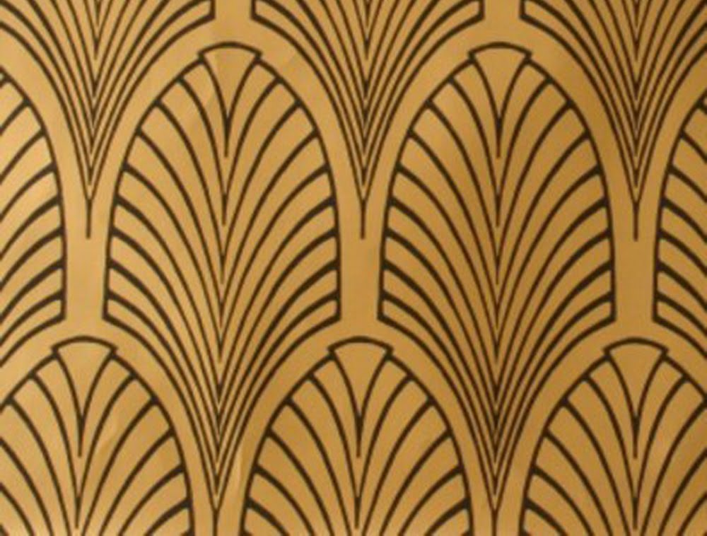 Art Deco Wallpaper Pinterest