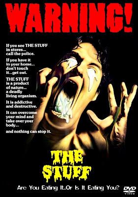 The Stuff 1985 film poster