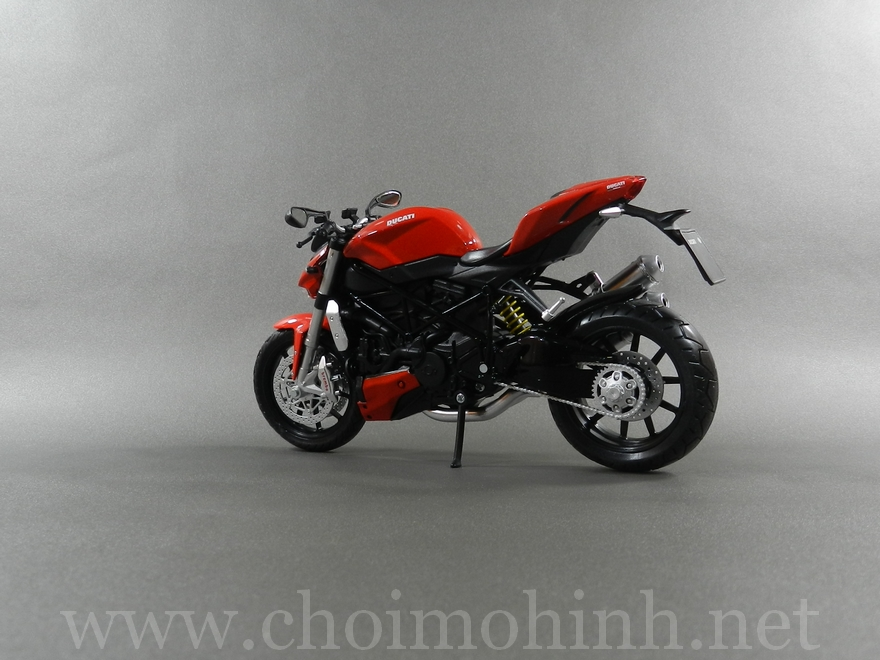Ducati Streetfighter 2010 1:12 Joycity back