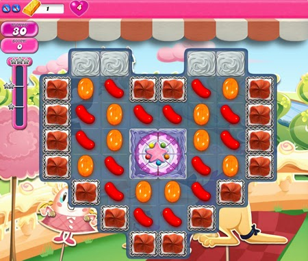 Candy Crush Saga 869