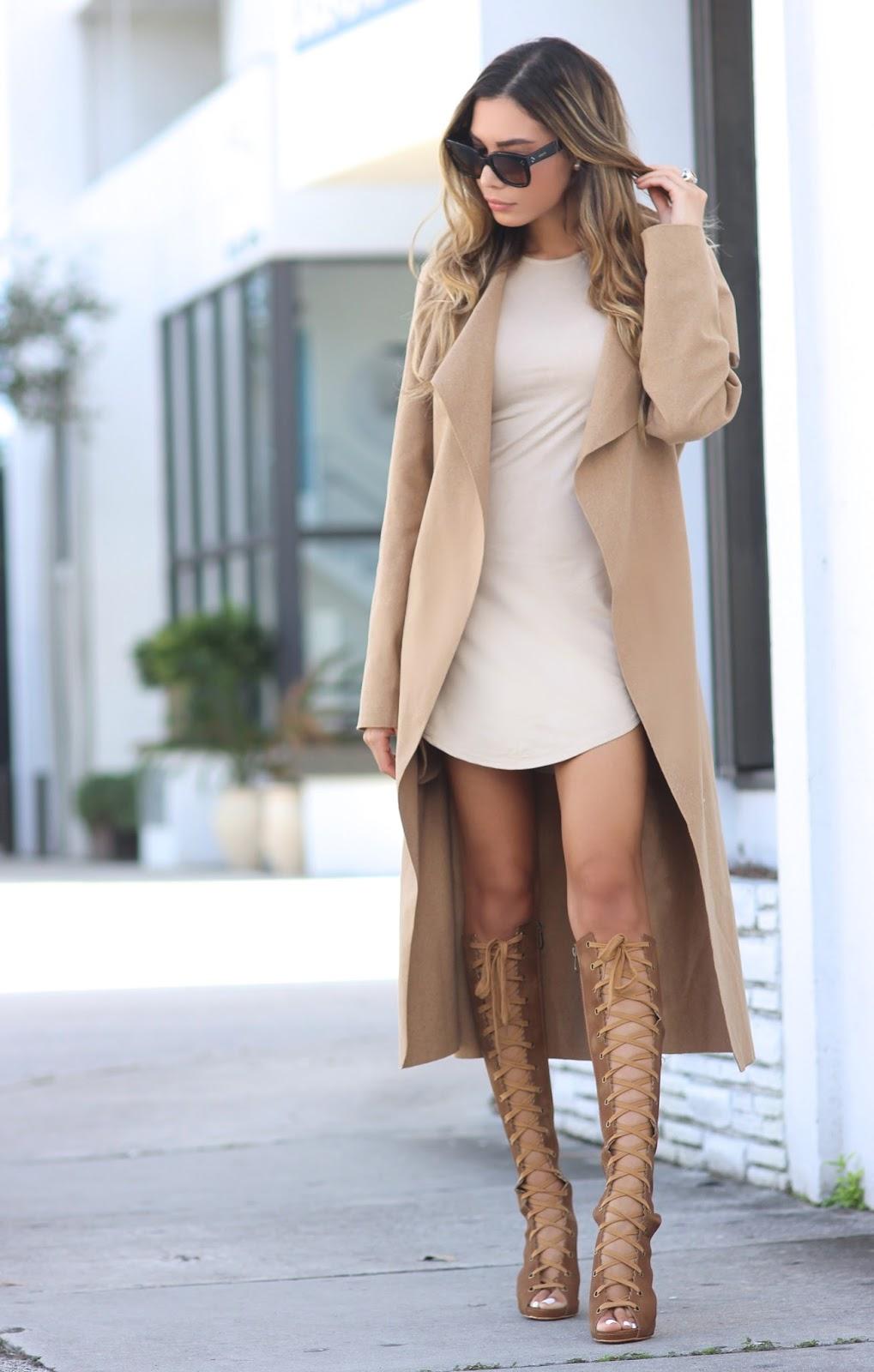 Jasmine Tosh Lately : Nude Is The New Black