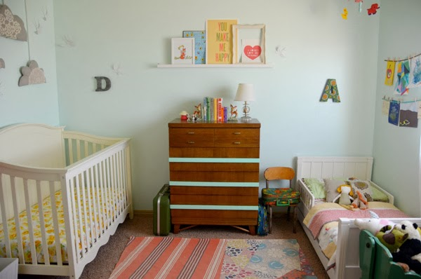 Joyful Life Shared Nursery Baby Toddler Rooms