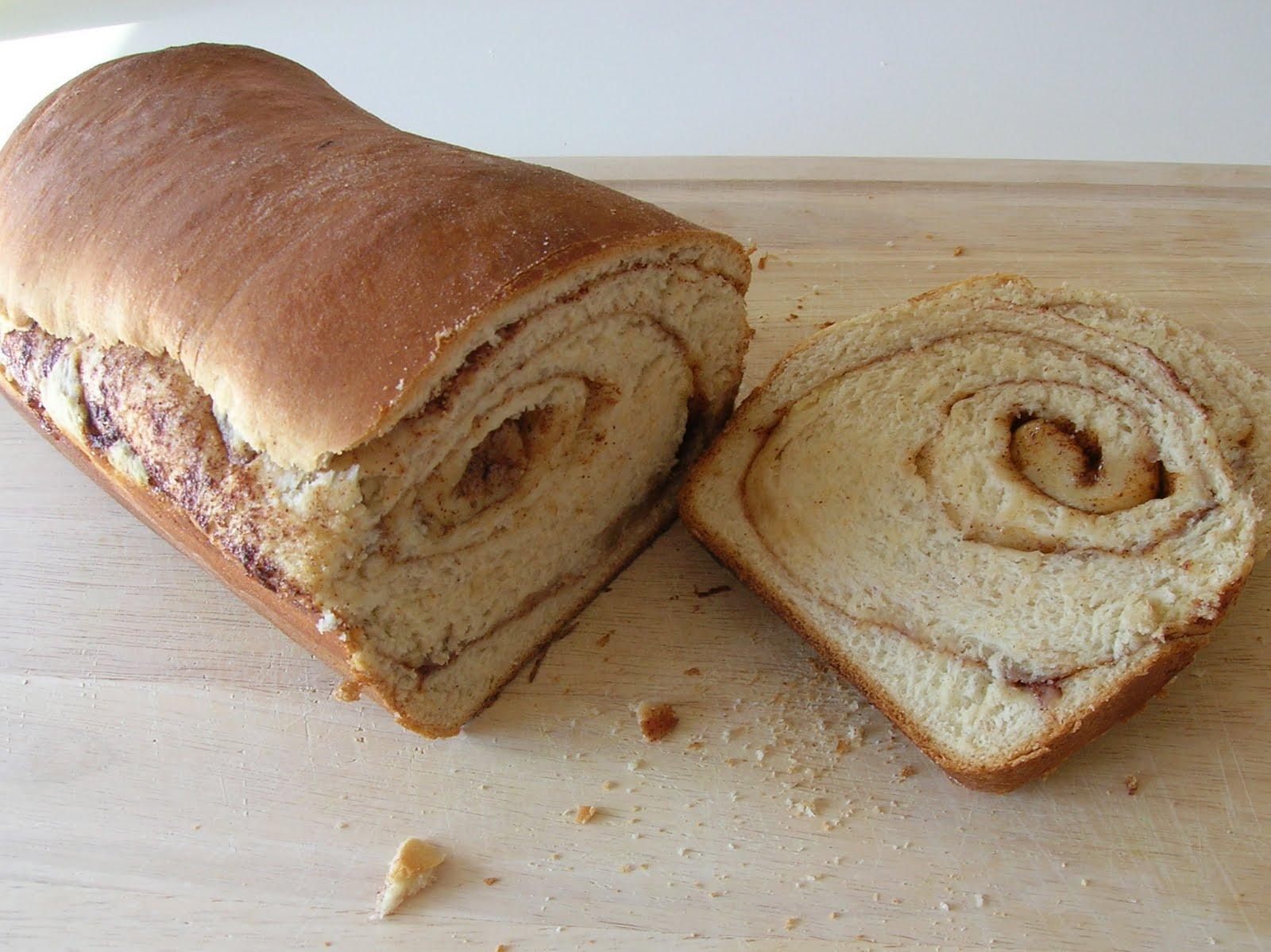 Cinnamon Swirl Bread Recipe / Six Sisters' Stuff | Six ...