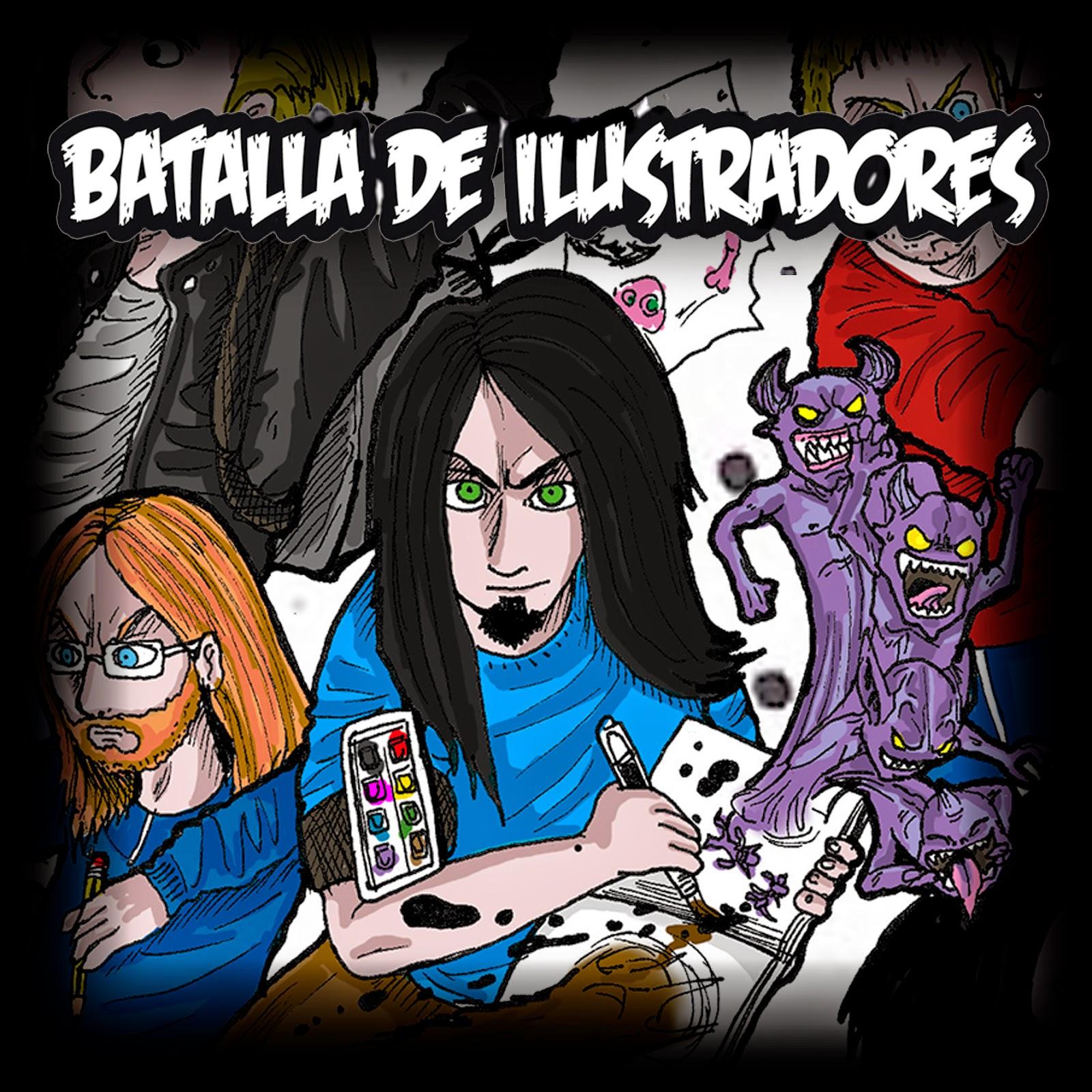 http://luisocs-comics.blogspot.com.es/p/batalla-de-ilustradores.html