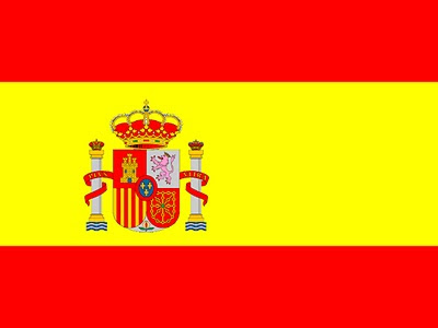 Spanish Flag Pictures