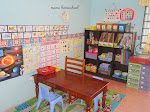 Mama Homeschool Room