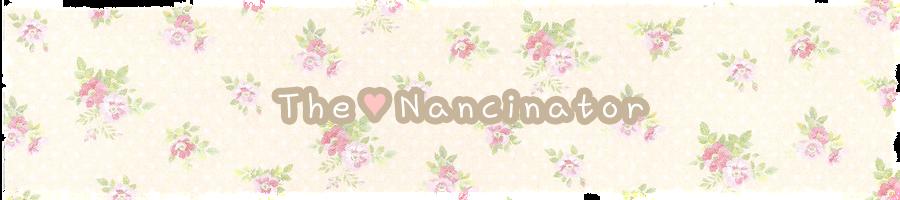 The ♥ Nancinator