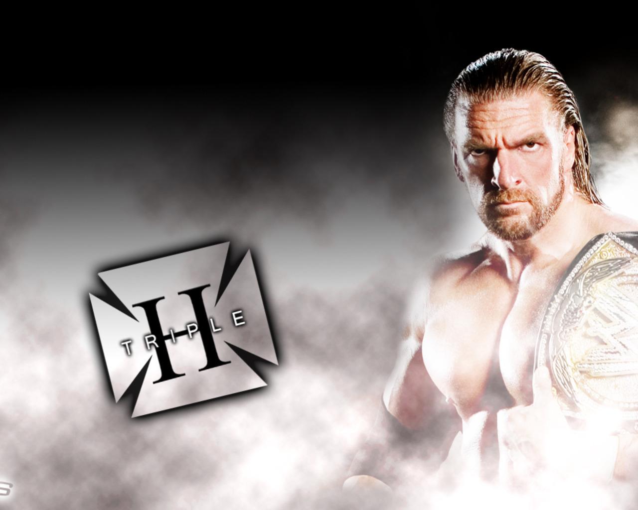 Triple H and Taker Wallpaper by kapaeme on DeviantArt