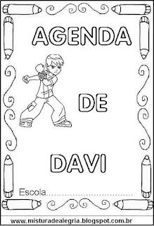 Capas para agendas