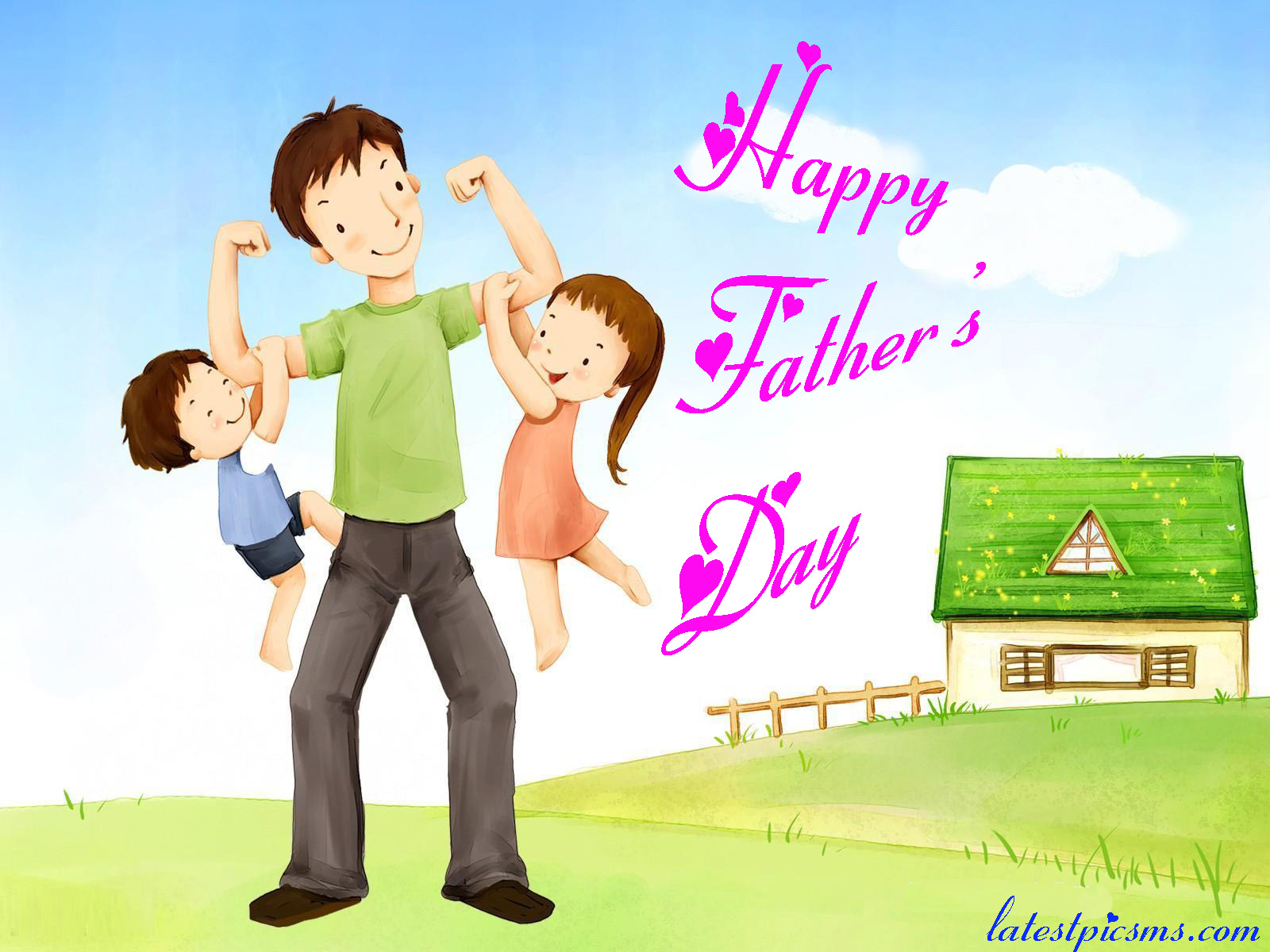 happy fathers day free hd photos
