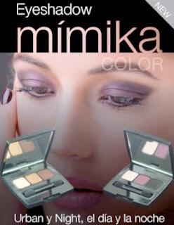 """Maquillaje verano 2016, lo nuevo de Lidherma """"Mímika"""""""