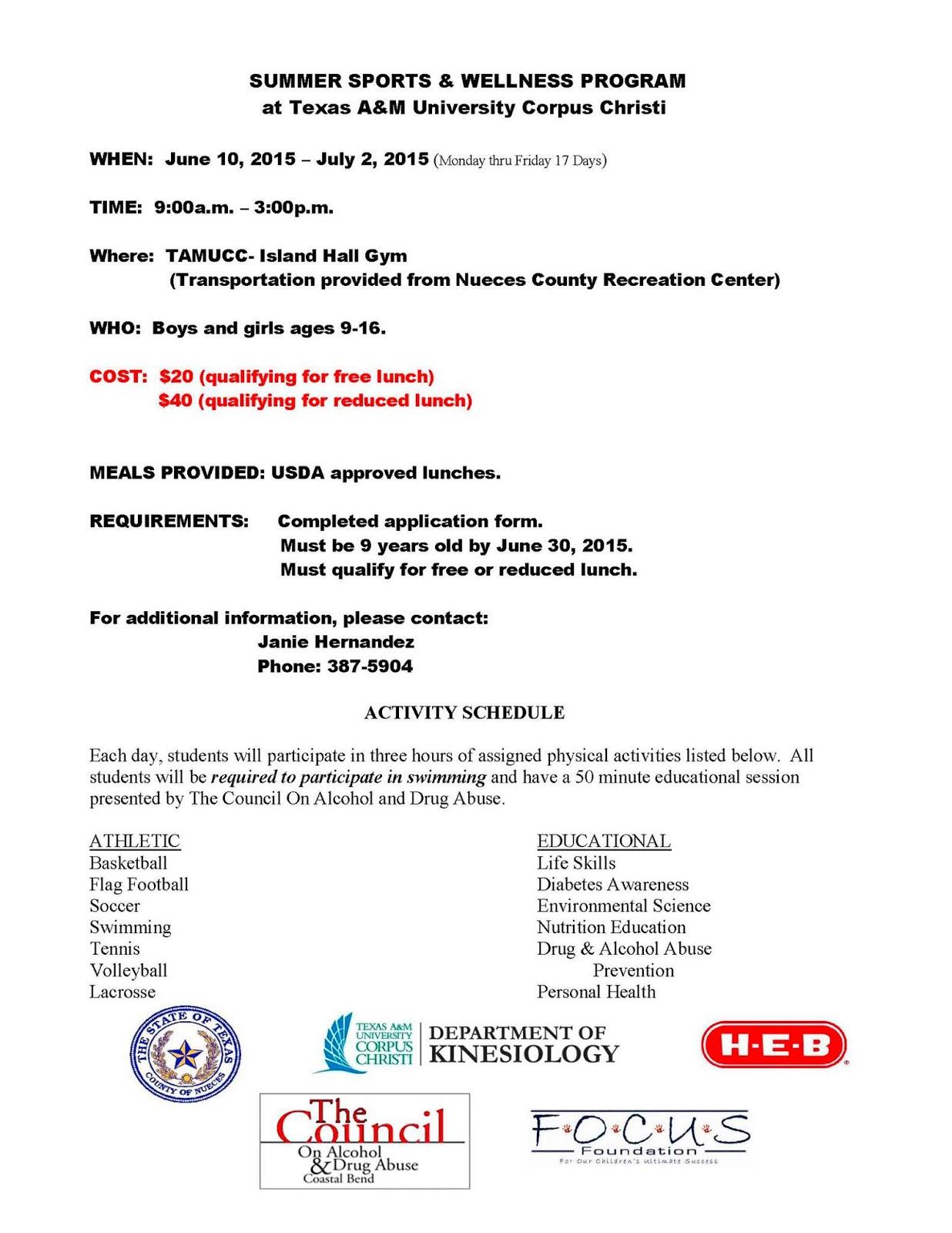 Corpus christi area summer camps 2015 corpus christi fun for kids bay education center birding 101 for kids xflitez Gallery