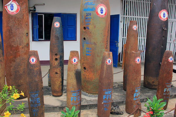 Visitor Center UXO Laos