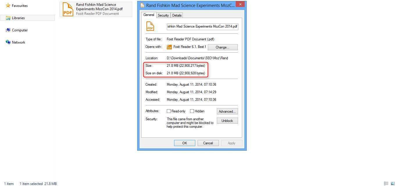 Cara Memperkecil Ukuran File PDF dengan Software 1