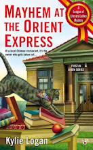 Giveaway: Mayhem at the Orient Express