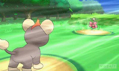 Pokémon X & Y: novos monstrinhos, trailer, imagens, personagens e o primeiro ginásio Flab_b__screenshot_2