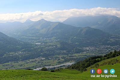 La vallée des gaves en Bigorre