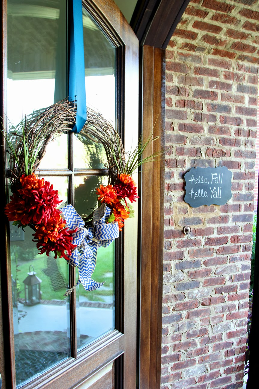 How To Hang A Wreath (Without Damaging Your Door) | Less Than Perfect Life  Of Bliss | Home, Diy, Travel, Parties, Family, Faith,