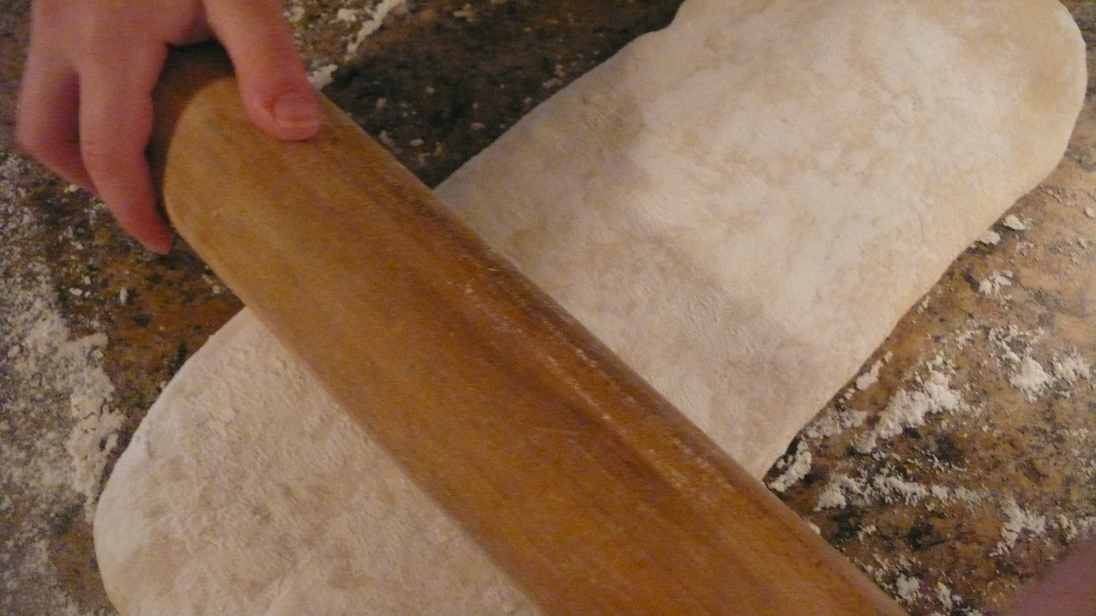 frozen bread dough baking instructions