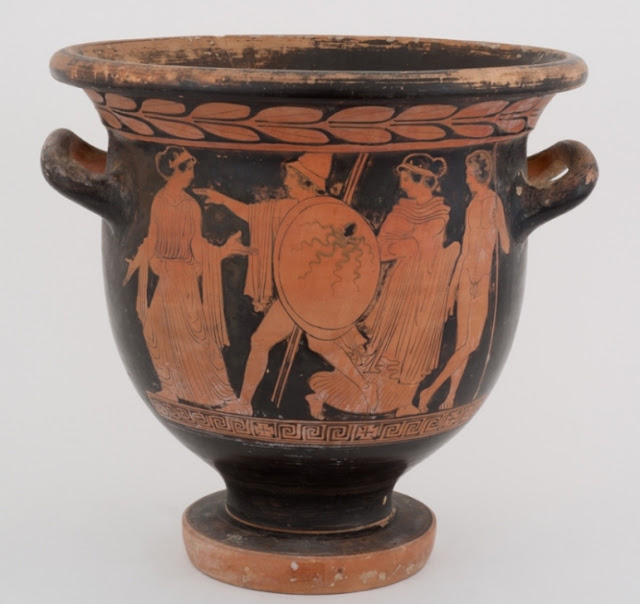 'Images of Life: Ancient Greek Vases' at The Ian Potter Museum of Art, The University of Melbourne