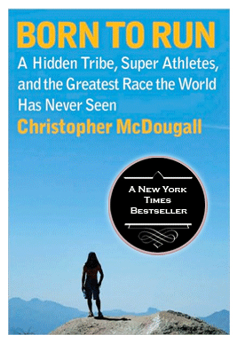 a review of mcdougalls book born to run