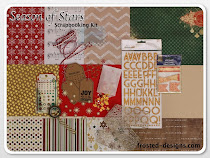 Season of Stars Scrapbooking Kit