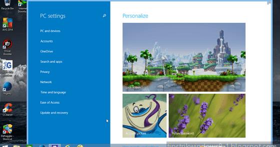 Cara Membuka Aplikasi Metro Windows 8.1 di Desktop dalam Mode ...
