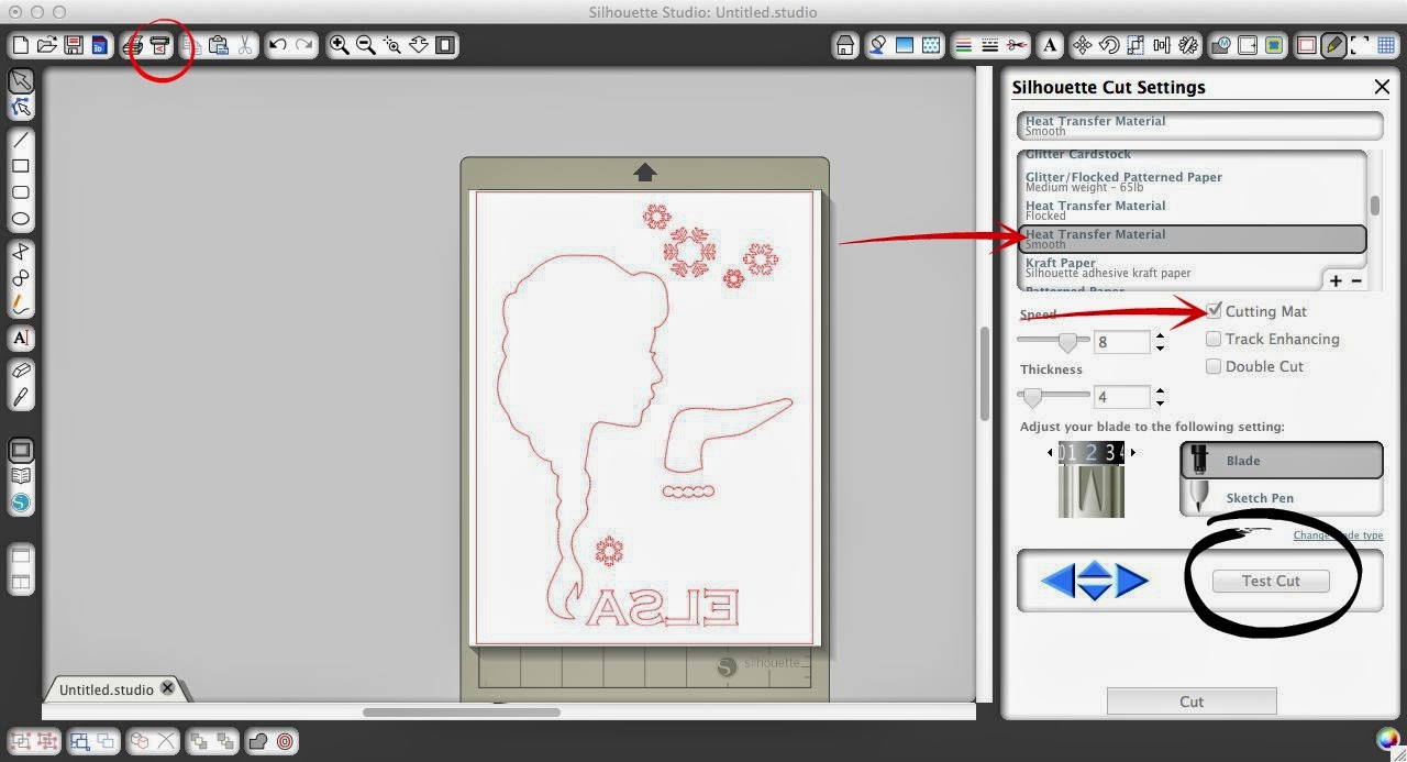 how to make a heat transfer image
