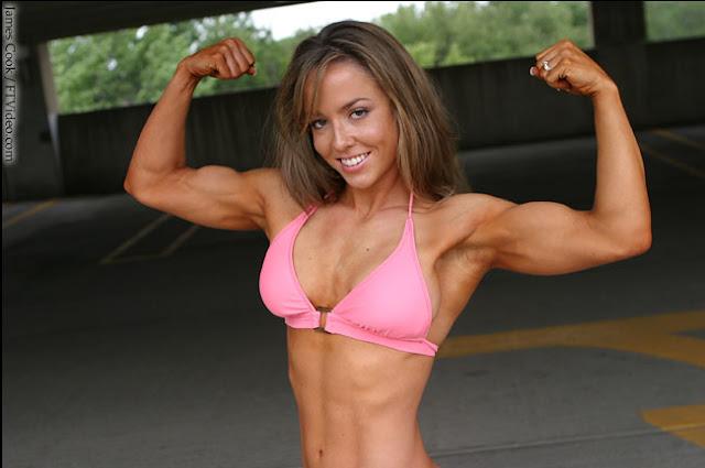 Catherine Holland IFBB Figure Pro