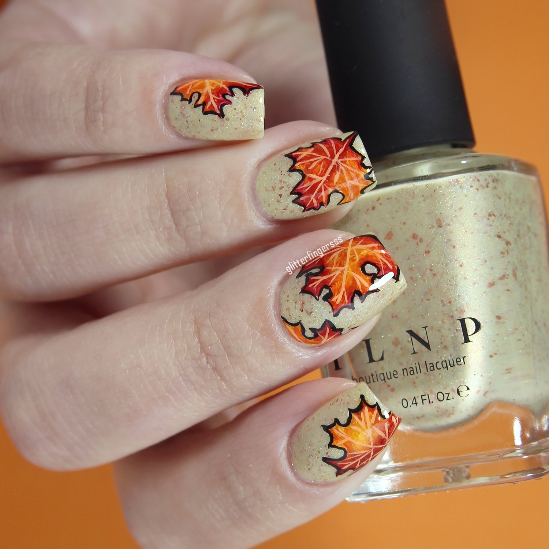 Autumn leaves ~ Glitterfingersss in english