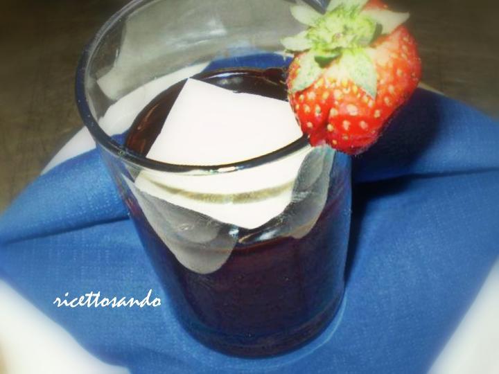 Crema cioccomiele variante della ricetta della ganache