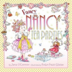 bookcover of Fancy Nancy: Tea Parties