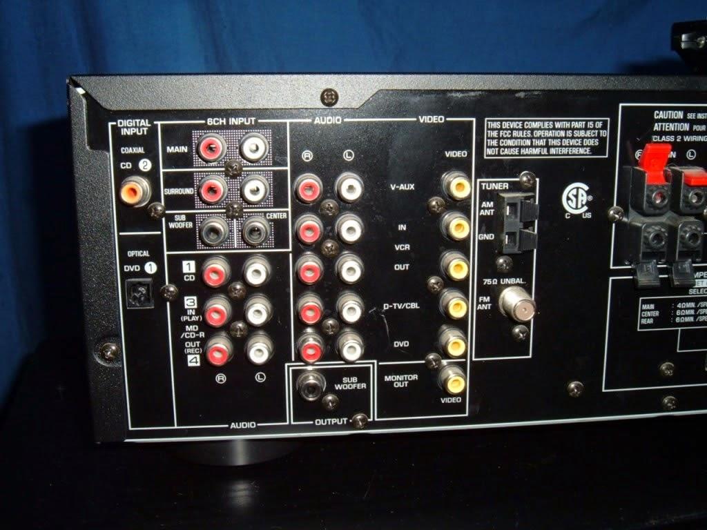 Htr Yamaha Surround