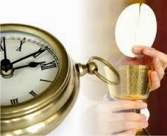 Horários das Missas na Matriz