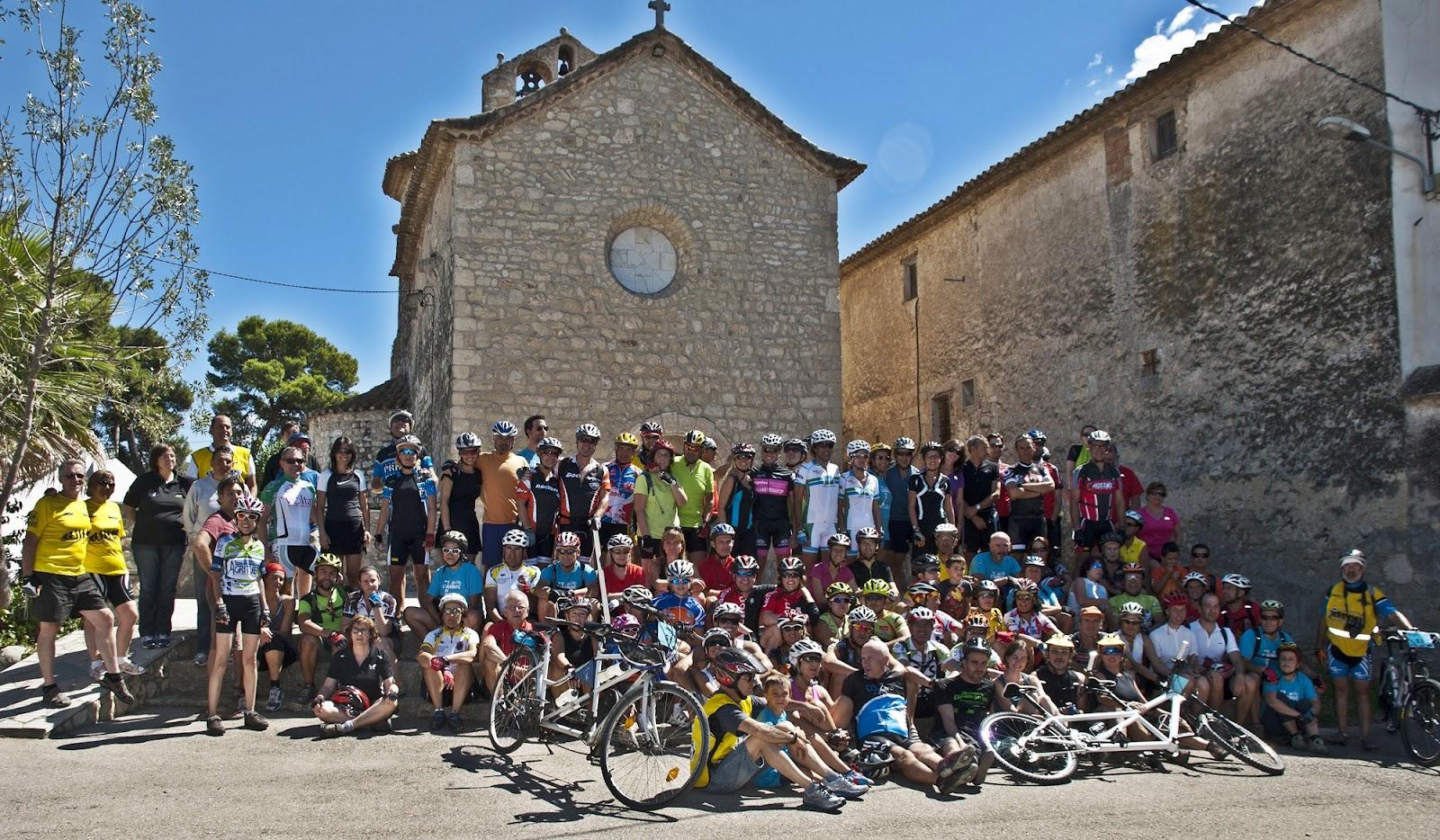 Blog Go Tandem - foto grupal L'Arboç