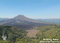 Paket Tour 3H2M Bali - Kintamani - Gunung Batur
