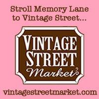 Vintage Street Market- LOVE THEM