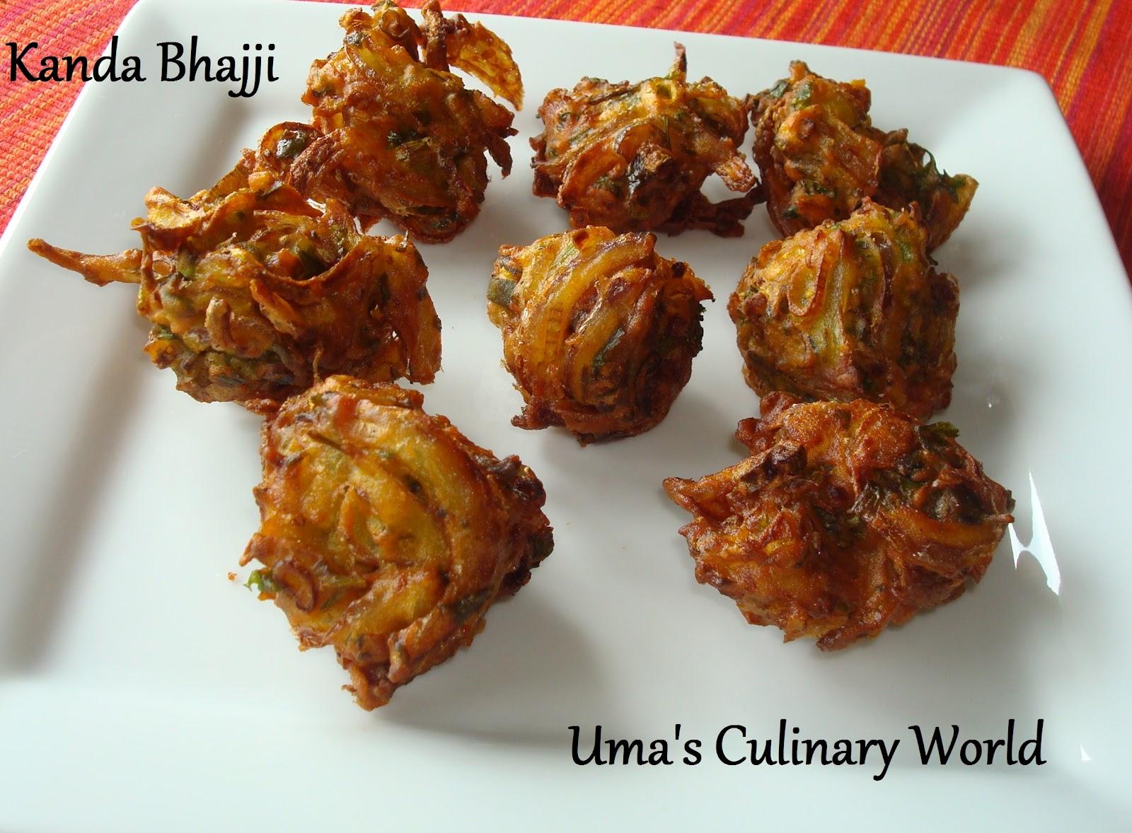 Onion Bahji (Indian Onion Fritters) Recipe — Dishmaps