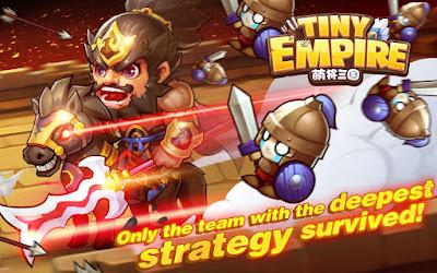 Download Tiny Empire Game Peperangan Dengan Meriam Mematikan