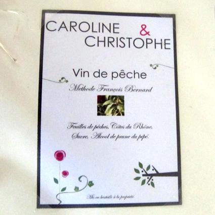 Très Mariage de Caroline et Christophe | Loé carterie écologique NK33