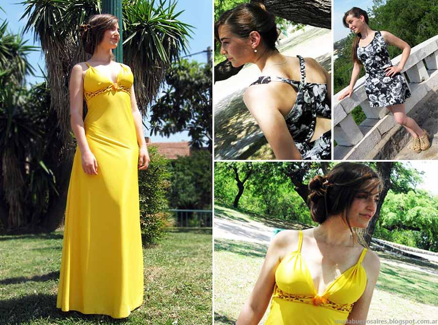 Noelia Abregu moda verano 2015.