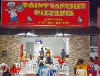 POINT LANCHES E PIZZARIA EM NOVA CRUZ