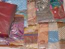 Silk Sari Skirt