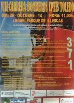 VIII Carrera de Bomberos CPEIS en Illescas