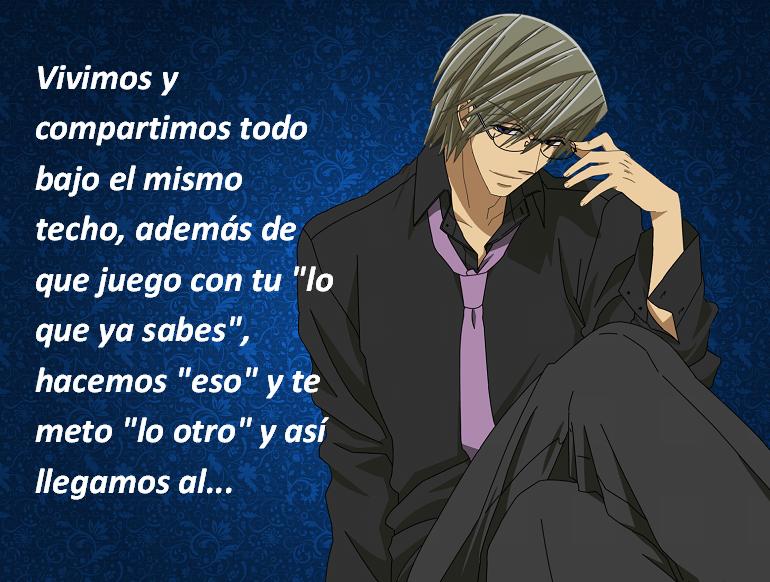 Frases con fotos del anime. USAGI1
