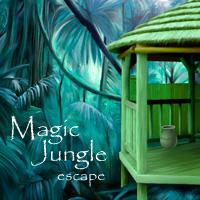 Magic Jungle Escape Solucion