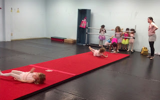 tumbling classes preschool charlotte